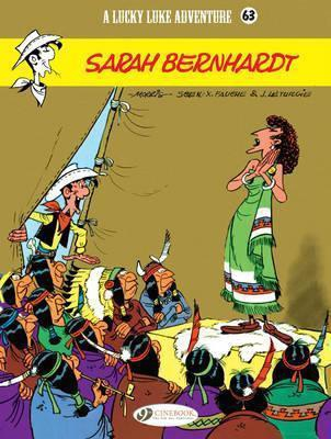 Lucky Luke Adventure #63 Sarah Bernhardt