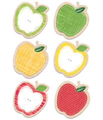 CTP 6591 UPCYCLE APPLES CUTOUTS