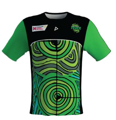 WCF Ladies Indigenous T-Shirt- Pre-Sale