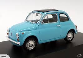 Maxichamps #940-121601 1/43 1965 Fiat 500 L