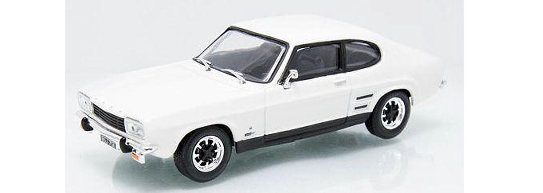 Cararama #CR047 1/43 Ford Capri
