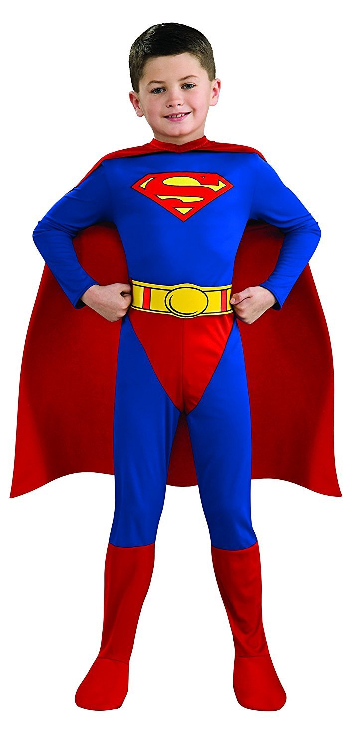 SUPERMAN FOR 5-7 YRS
