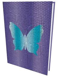 BUTTERFLY SEQUENCE NOTEBOOK
