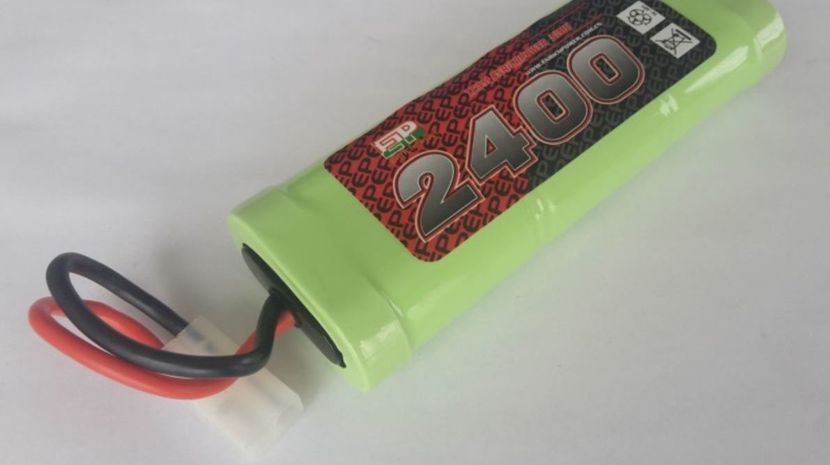 Enrichpower #EP2400 Battery 7.2V 2400mAh NIMH
