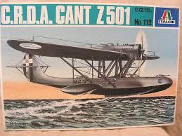Italeri #112 1/72 Cant Z 501