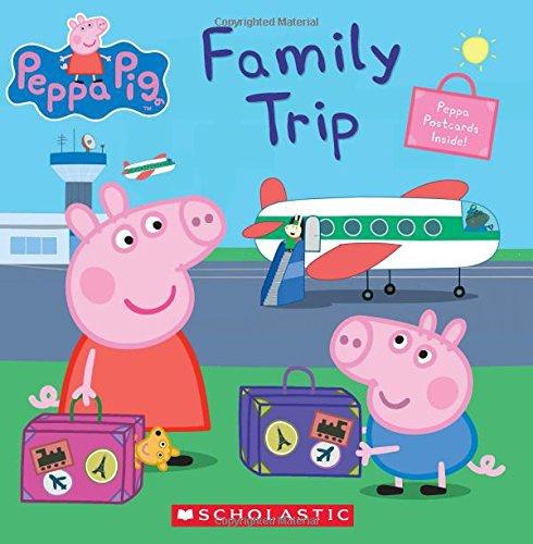 PEPPA PIG FAMILY TRIP (PB)