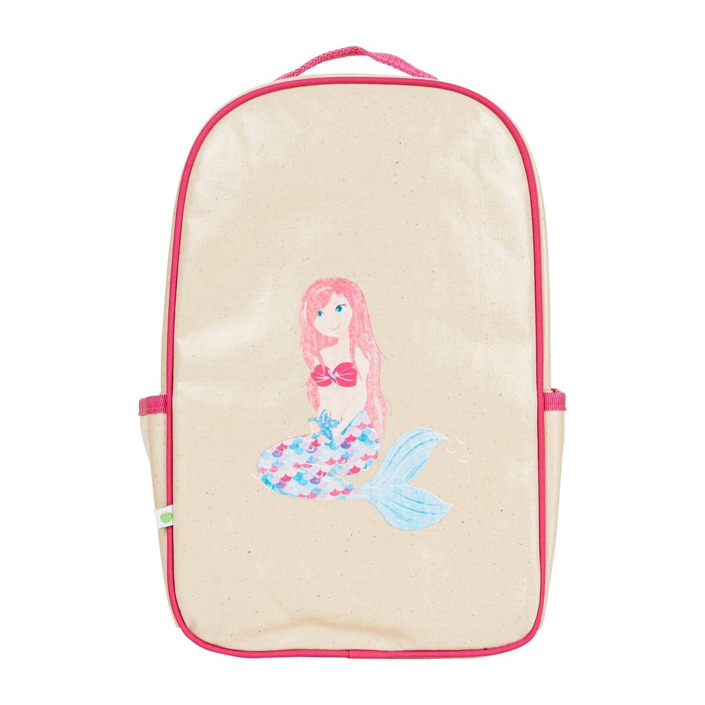 Apple and Mint Little Backpack - Mermaid