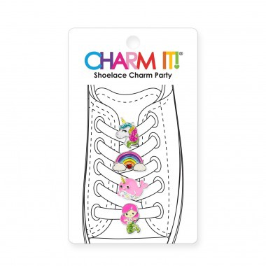 CHARM IT! - MAGICAL SHOELACE CHARM PARTY SET