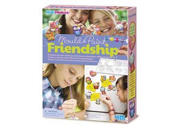 MOULD & PAINT FRIENDSHIP