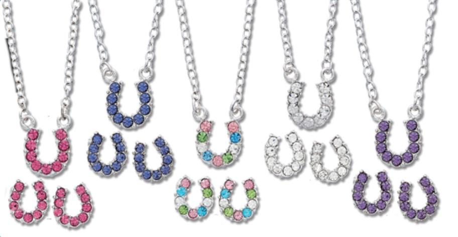 AWST Horseshoe Necklace