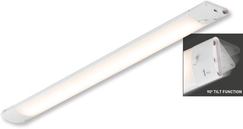 24V 6W LED linkable under cabinet light 3000K - 505mm