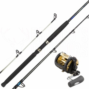 5/'6Great Pair with a Shimano Tiagra 50lb Roller Fishing Rod