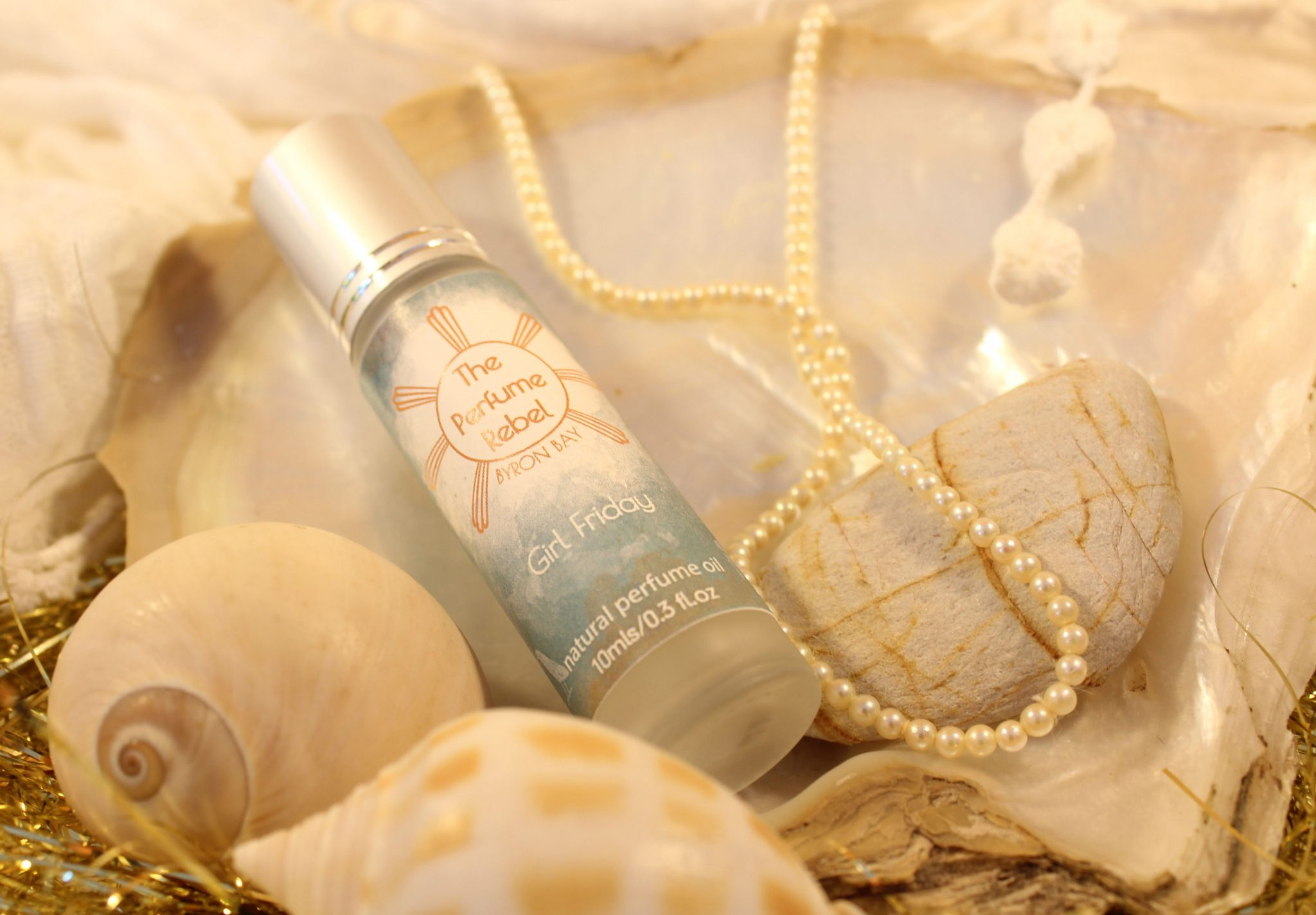 Natural Perfume - Girl Friday