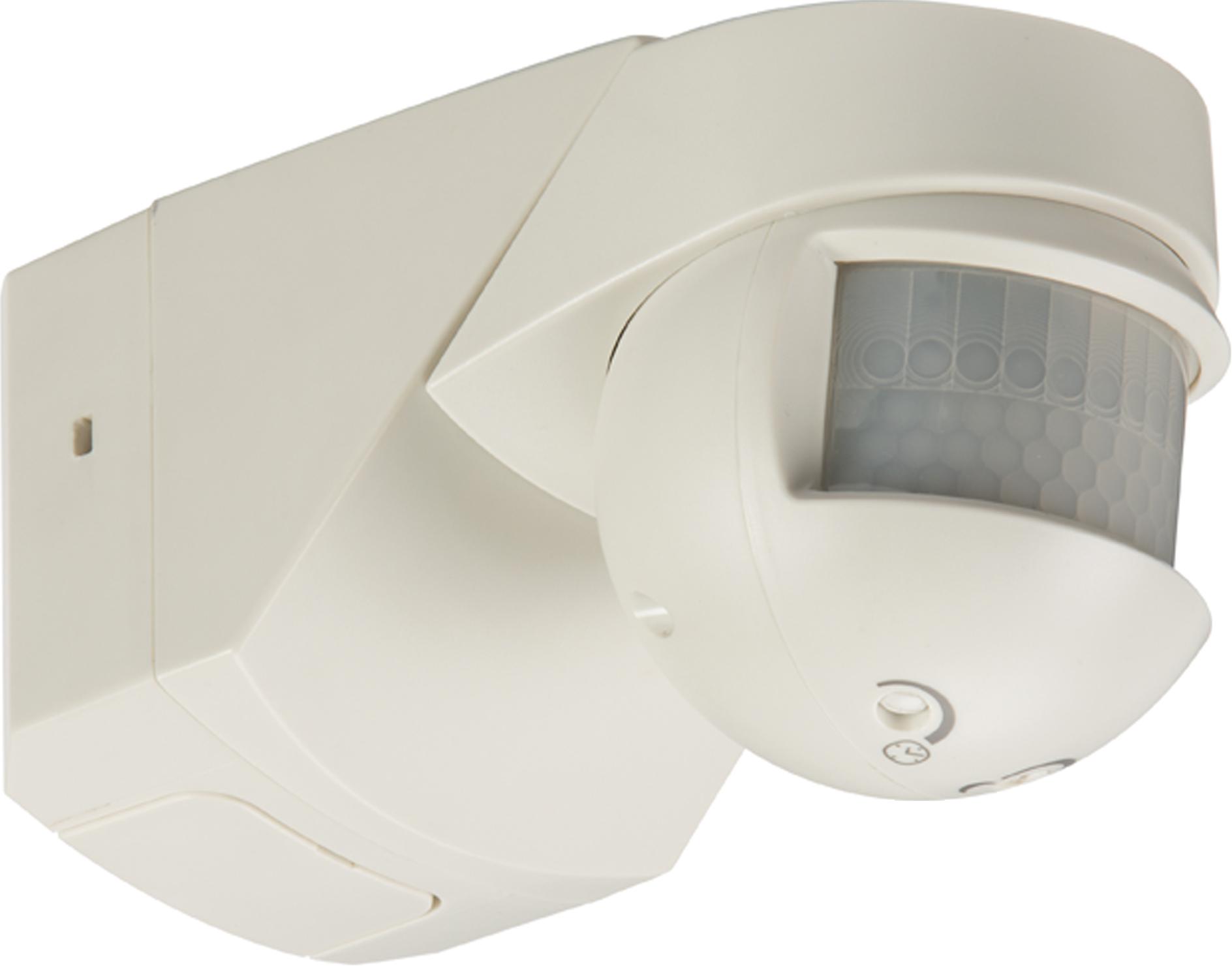 IP55 200° PIR SENSOR - WHITE