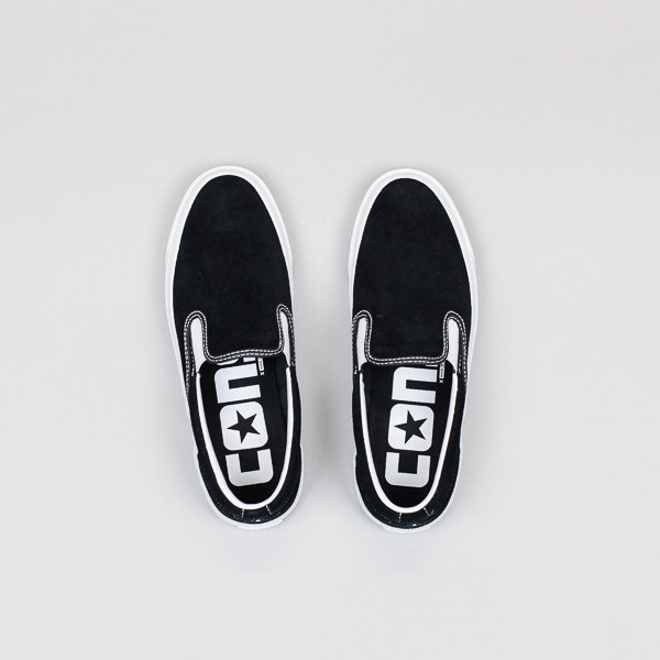 Converse CONS One Star CC Slip On Black