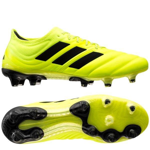 adidas Copa 19.1 FG Solar Yellow/Core Black/Solar Yellow