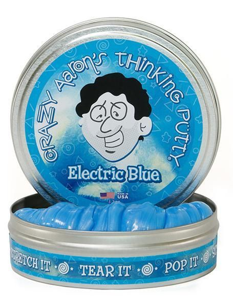 CA ELECTRIC BLUE THINKING PUTTY