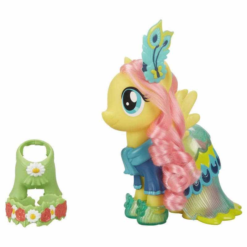 MY LITTLE PONY THE MOVIE SNAP ON FASHIONS AST