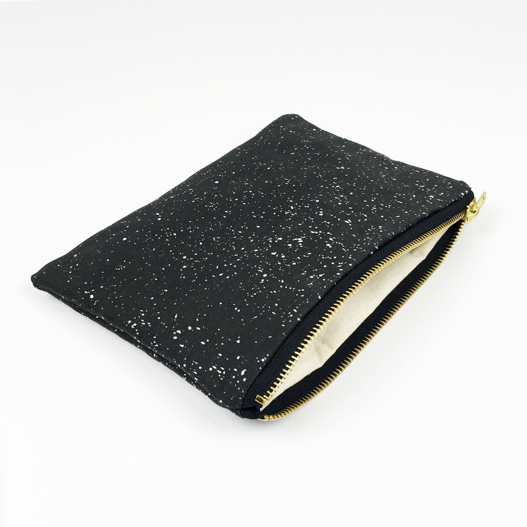 Constellation Pouch (Black)
