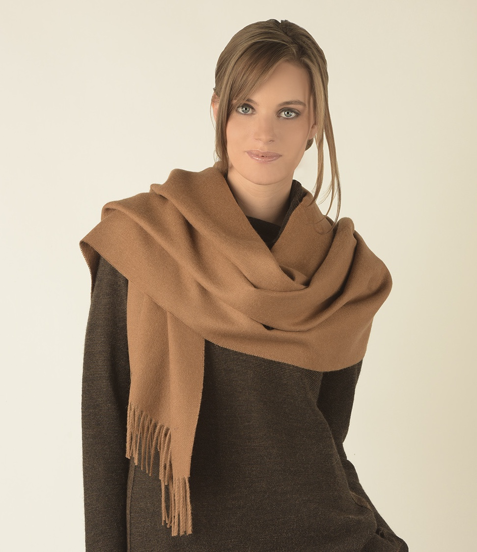 BRUSHED SHAWL 205