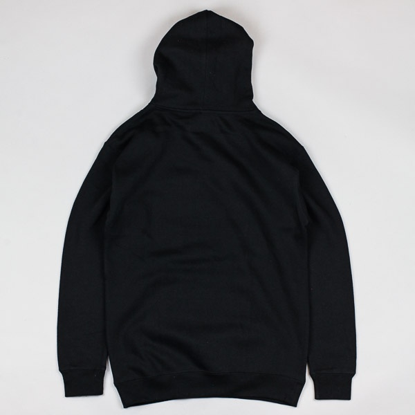 Pass~Port Official Sweaty Pullover Hood Black