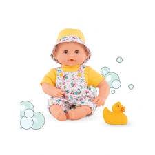 BATH BABY BOY W DUCK
