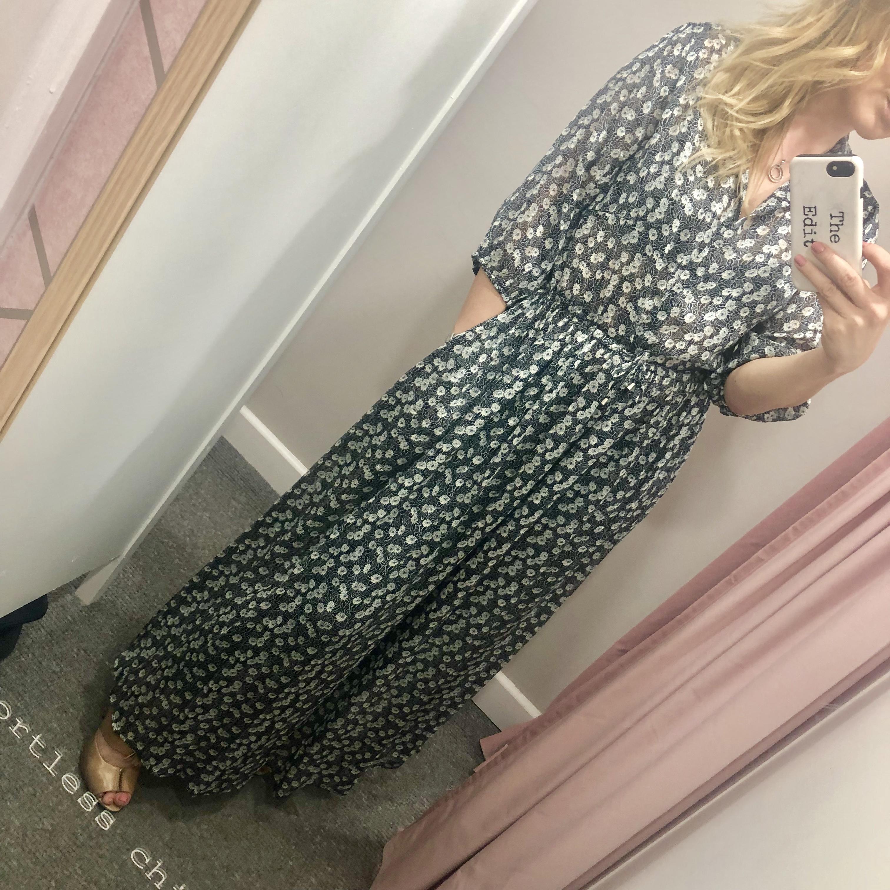 GOA Print Dress 62370
