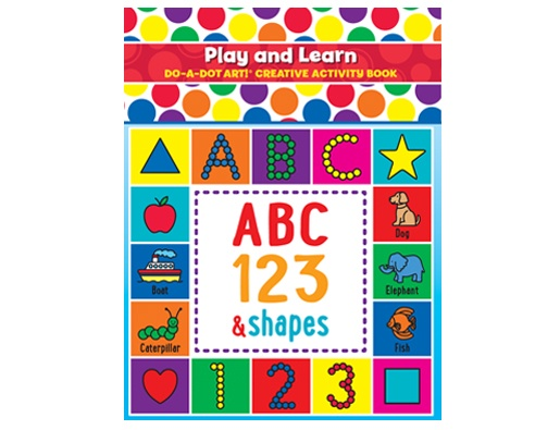 DAD B310 PLAY AND LEARN ABC BOOK