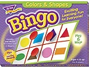 T 6061 COLORS AND SHAPES BINGO