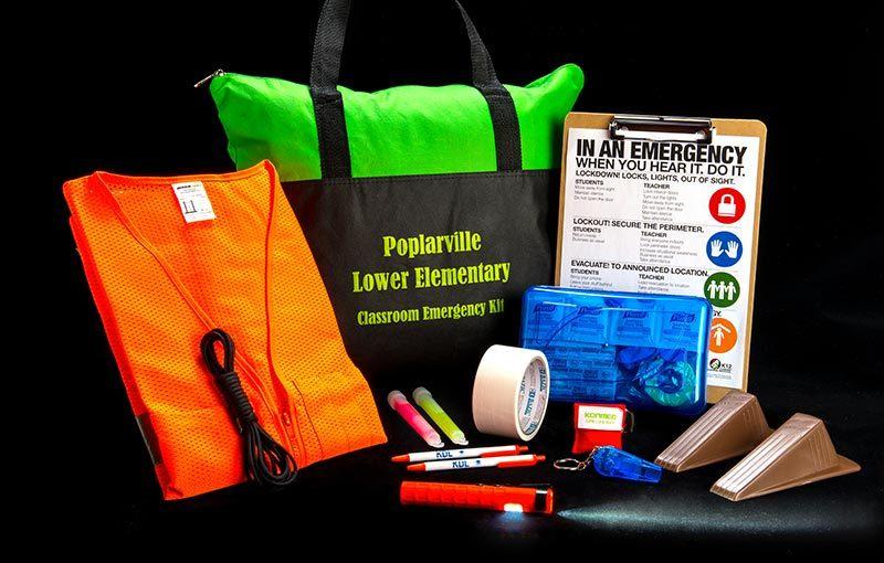 Classroom Emergency Kit Kdl Solutions