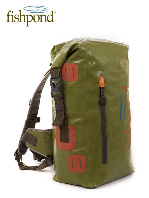 Fishpond Roll Top Back Pack