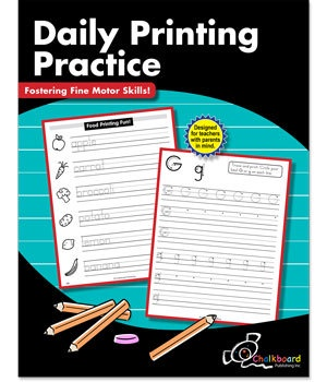 CTP 8205 DAILY PRINTING PRACTICE WKBK