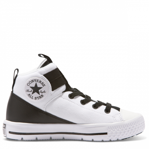 Converse Kid CT High Street Lte White Black