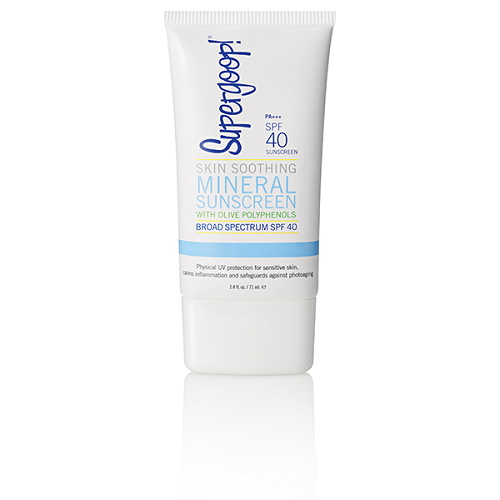 Skin Soothing Mineral Sunscreen