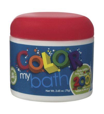 COLOR MY BATH 4 OZ
