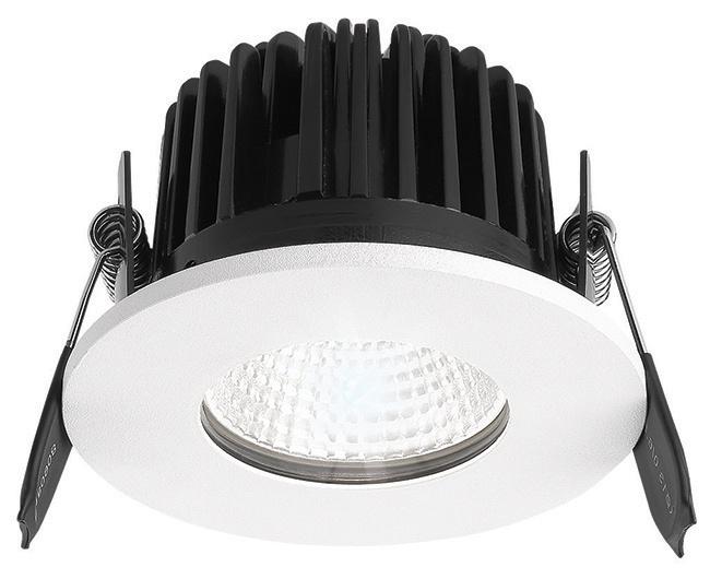 LED Dim FR Downlight 4000k White