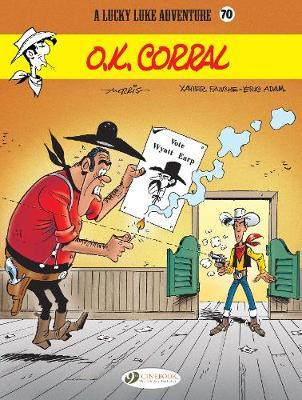 Lucky Luke # 70: O.K Corral