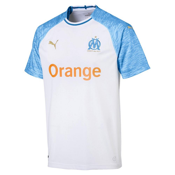 Puma Olympique Marseille 18-19 Home Jersey