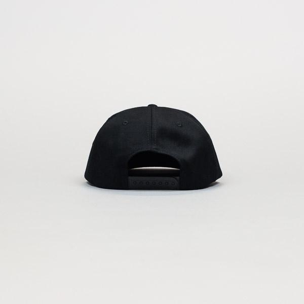 Pass~Port Fowl Cap Black