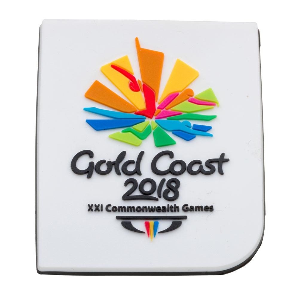 GC2018 Emblem PVC Magnet