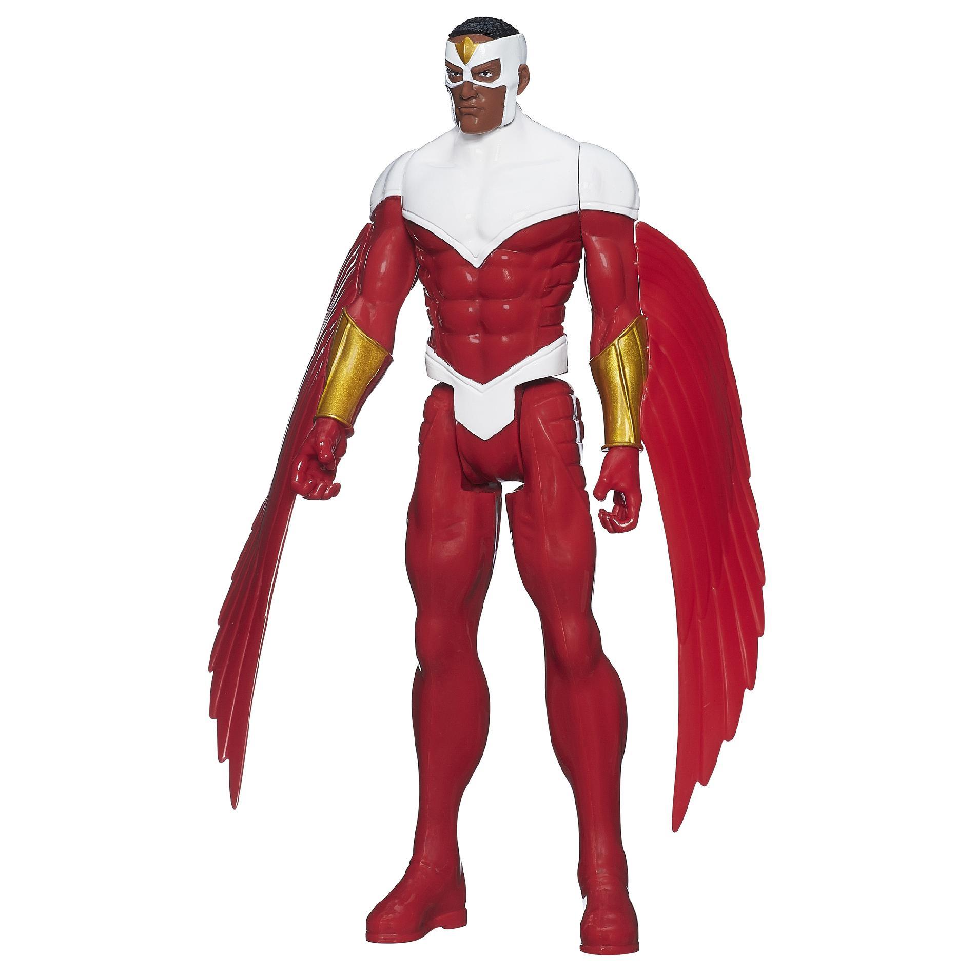 MARVEL TITAN HERO SERIES MARVEL'S FALCOM