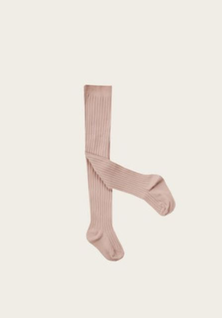 RIBBED TIGHT - ROSE DUST