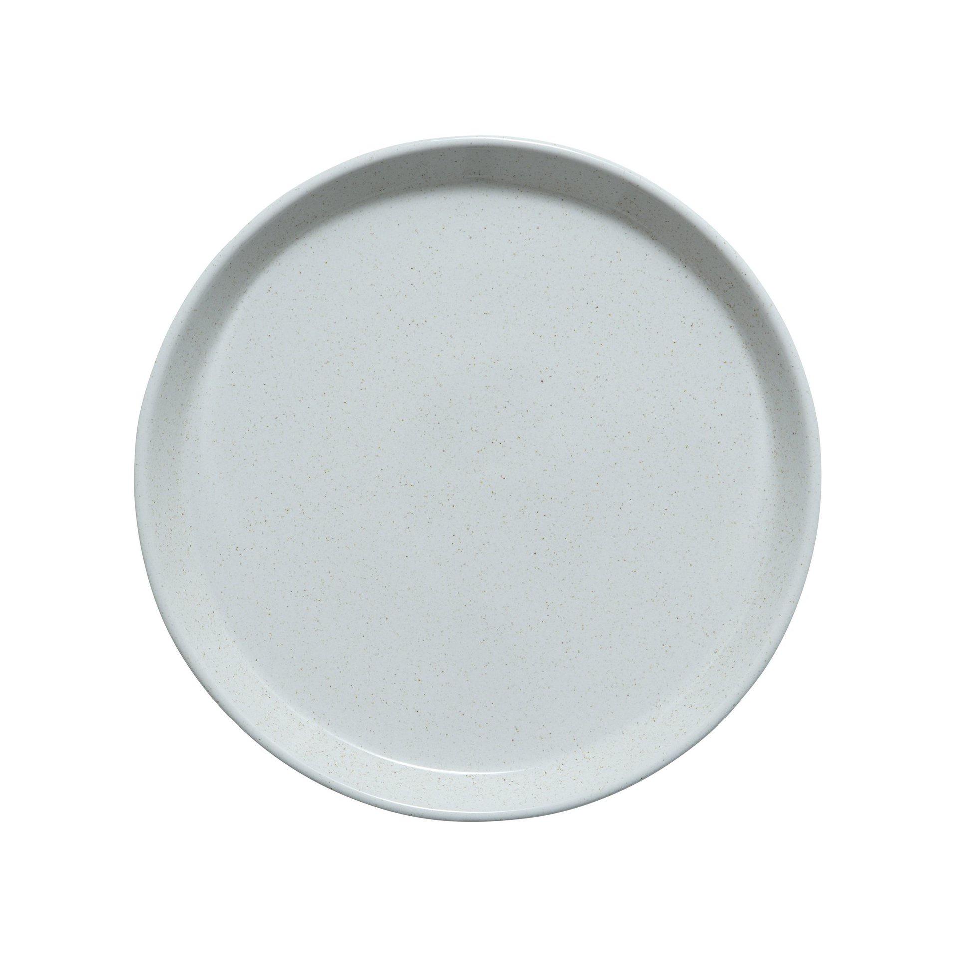 Milk & Sugar Alfie Dinner Plate Chalk