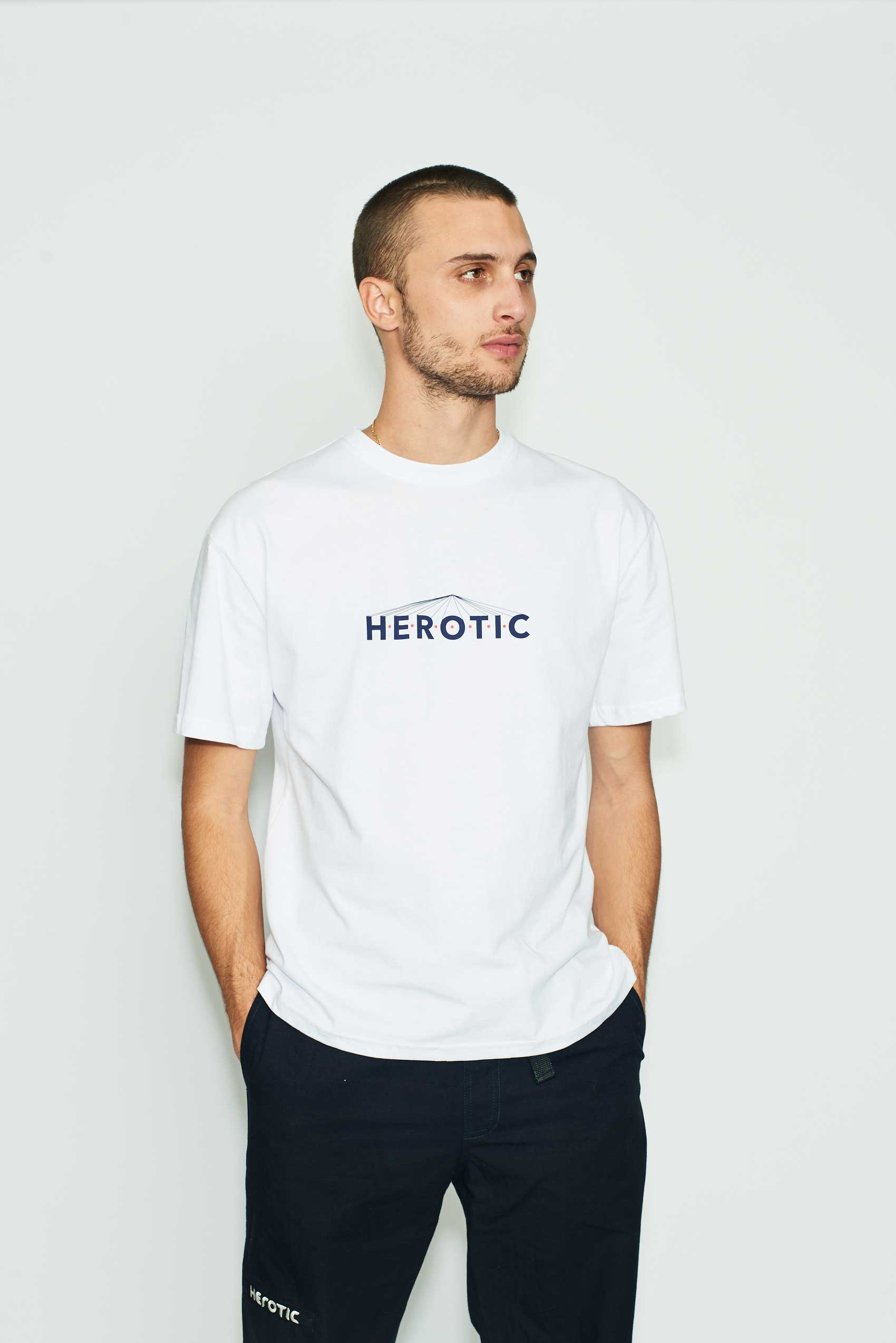 Herotic - Fantasia T-Shirt - White