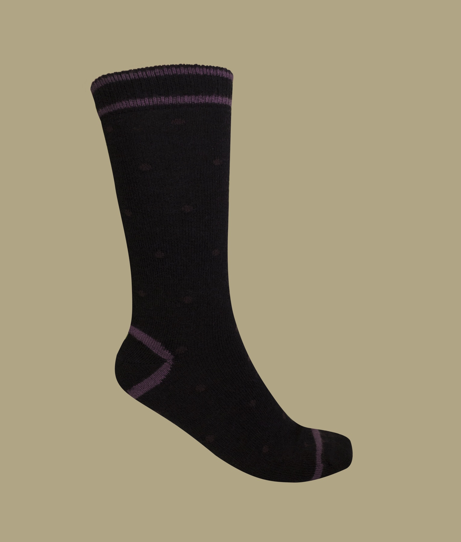 LADIES DOT SOCKS C004