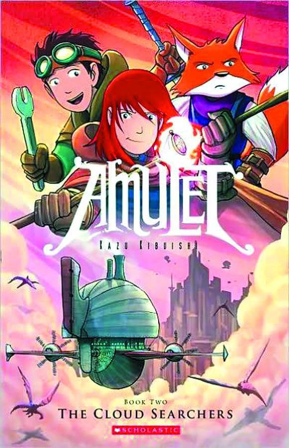 Amulet SC Vol 03 Cloud Searchers