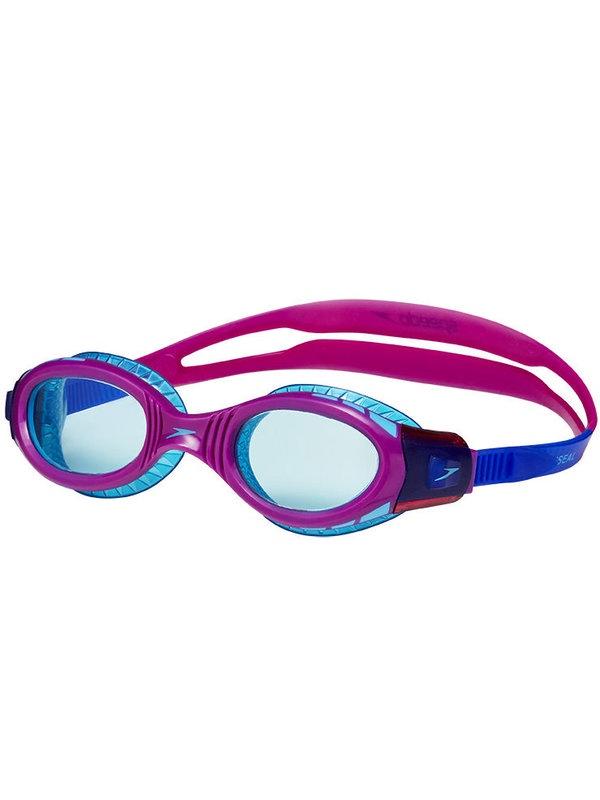 Junior Futura Biofuse Flexiseal Goggles Blue/Purple