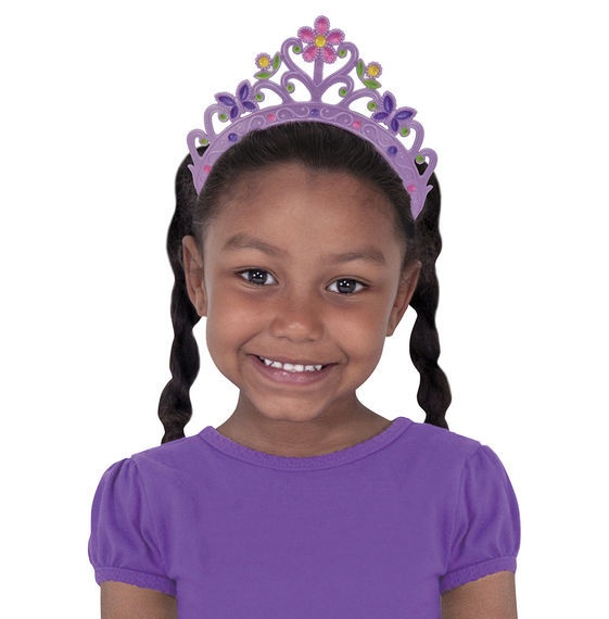 X MD 8525 DRESS UP TIARAS