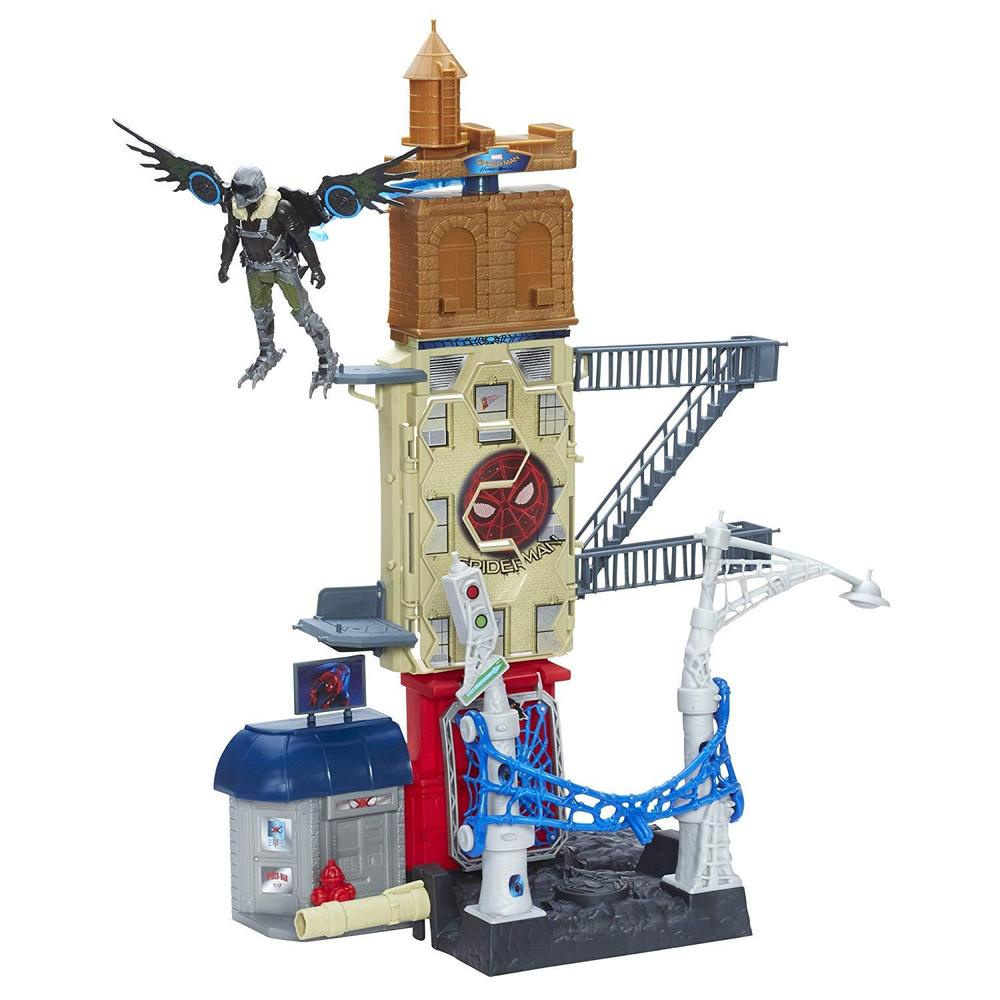 SPIDER-MAN HOMECOMING MARVEL'S VULTURE ATTACT SET