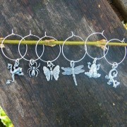 Wine Glass Charms NZ